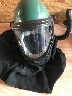3M  Powered Air Purifying Respirator With Hard Hat