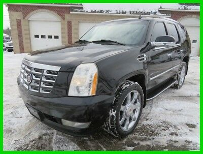 2007 Cadillac Escalade  2007 Used 6.2L V8 16V Automatic AWD SUV OnStar Bose Clean clear title we finance