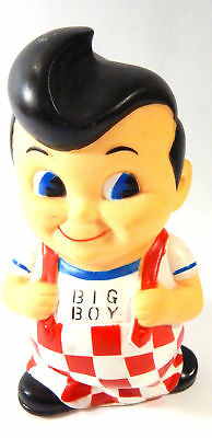 "60 Years with Big Boy 8"" Tall Rubber Bank"