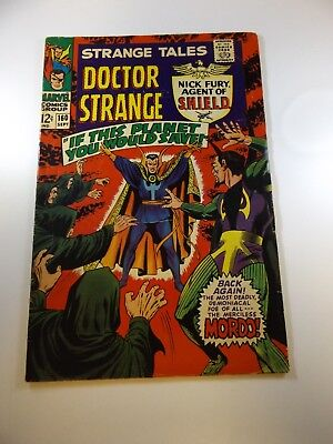 Strange Tales #160 VG- condition Free shipping on order over $100.00!
