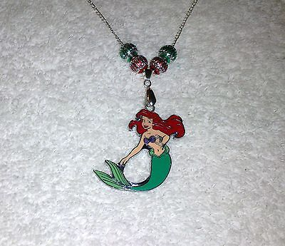 DISNEY ARIEL The LITTLE MERMAID Unwanted NECKLACE Party Bag Gift