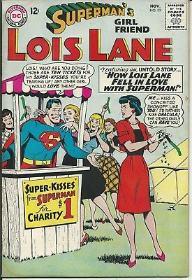 No Reserve Sale! Lois Lane No. 53 (1964) In Very Good+ Condition