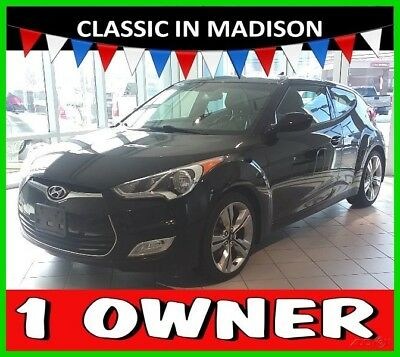 2013 Hyundai Veloster Base Hatchback 3-Door 2013 Used 1.6L I4 16V Automatic FWD Hatchback