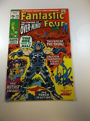 Fantastic Four #113 VG/FN condition Huge auction going on now!