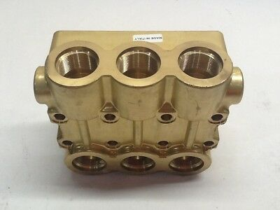 Hotsy Steamer Powerwasher 783996 Housing Manifold NOS