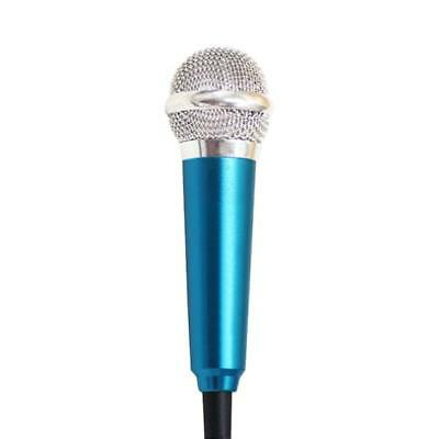 3.5mm Clip On Mini Lapel Mini Microphone For Mobile Phone Sing song BU