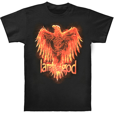 Lamb Of God Phoenix Skull Brand New Officially Licensed Band Shirt