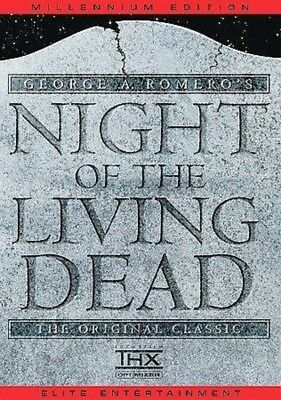 Night of the Living Dead (Millennium Edition) DVD Sealed #36