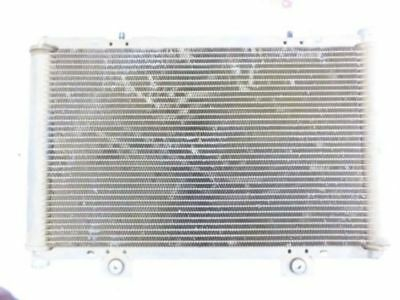 12 Can Am Commander XT Radiator