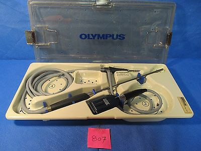 Olympus WA50011A Video Laparoscope 10mm/0deg HD W/ Case
