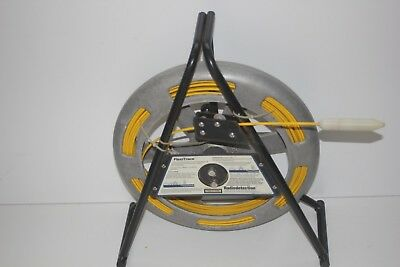 Radiodetection FlexiTrace reel for Cable Avoidance Tool System pipe locator CAT4