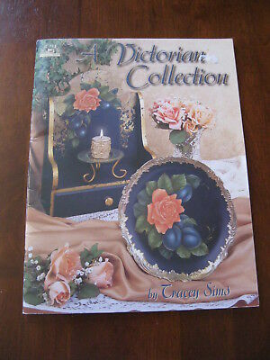 Viking Folk Art Publications:A Victorian Collection: By Tracey Sims: Preloved