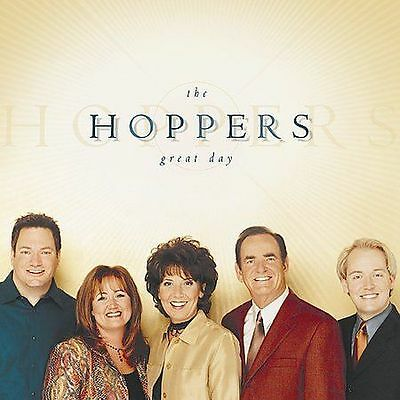 Hoppers : Great Day CD