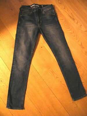 H&M Jeans Gr.158 Super Stretch TOP***dunkle Waschung