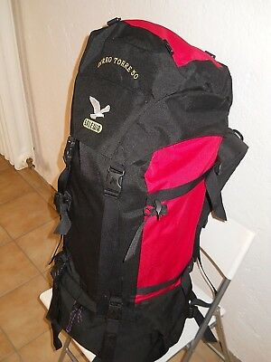 SALEWA Trecking Rucksack Cerro Torre 50 Globetrotter  Backpacker