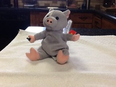 1999 Coca Cola Blubby The Pig Vietnam Bean Bag Doll Toy - Nwt