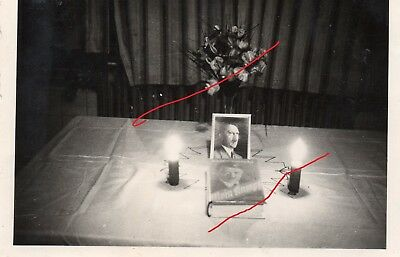 WWII wehrmacht  le culte du chef.... 100% Orig WK 2