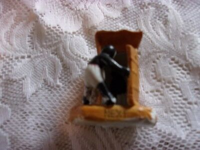 """Black Americana~ Occupied Japan~ Trivet~ """"outhouse"""" Collectible~ Cute~ Euc"""