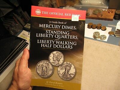 Red Book Guide to Mercury Dimes/Standing Liberty Quarters/Walking Halves - 70SA