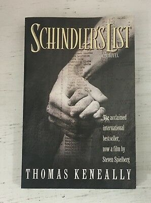 Schindler's List by Thomas Keneally PAPERBACK