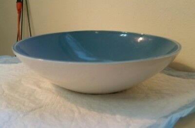 Eva Zeisel Red Wing Pottery Large Town & Country Salad Serving Bowl