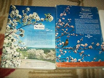 Vintage Sears catalogs 1971,72.74 Spring and summer (LQQK)