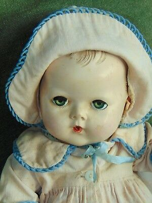 """Vtg DY-DEE Baby APPLED EARS Orignal Clothes 15"""""""