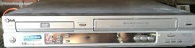 LG VCR DVD Combo VCR Video Cassette Recorder VHS Player