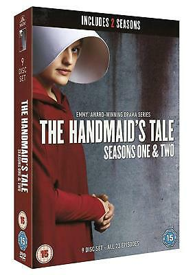 THE HANDMAID'S TALE 1+2 (2017-2018): US Dystopian TV Season Series R2 DVD not US