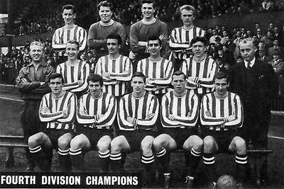 Collection Of #50 Brentford Football Team Photos