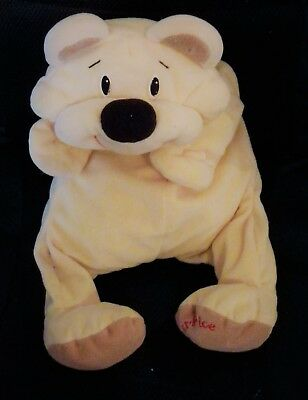 Rumple Bear Fisher Price Yellow Honey 1993 With Tag