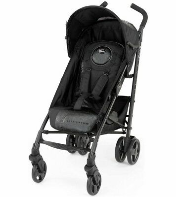 New Replacement Chicco Liteway Plus 2 In 1 Baby Toddler Stroller Rear Back Wheel