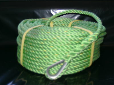 10mm x 50Mtr High Strength P/P Anchor Rope SPECIAL