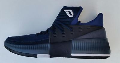 first rate bc4e7 8f687 Adidas Hommes Dame 3 Basketball Mi Chaussures Bottes Royal NEUF BB8271 UK  11.5
