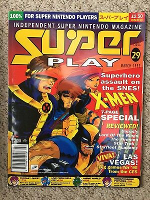 Super Play Issue 29 - SNES Magazine