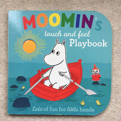 MOOMINS Touch and Feel Playbook