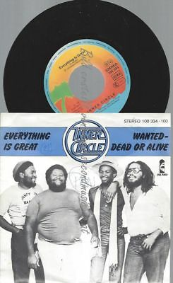 "7""  Inner Circle ‎– Everything Is Great"