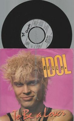 """7""""  Billy Idol – To Be A Lover"""