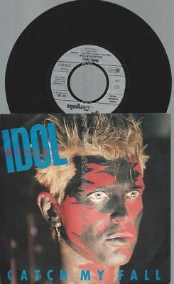 "7""  Billy Idol ‎– Catch My Fall"