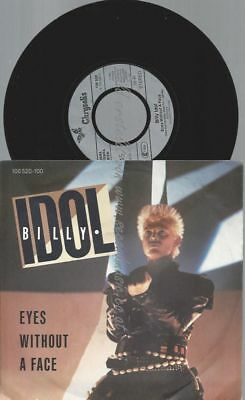 """7""""   Billy Idol – Eyes Without A Face"""