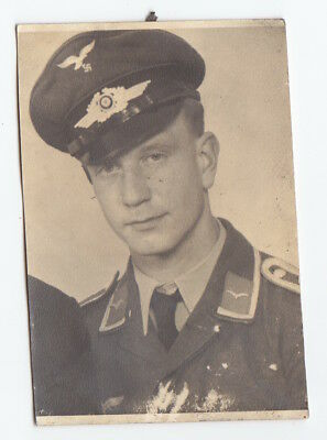 ***** Superbe Photo Pilote Allemand  Wwii *** 1939-1945  ****