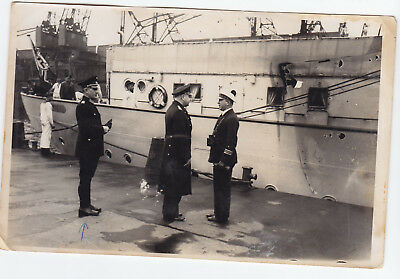 ***** Rare Photo Officiers Allemands Marine Wwii *** 1939-1945  ****