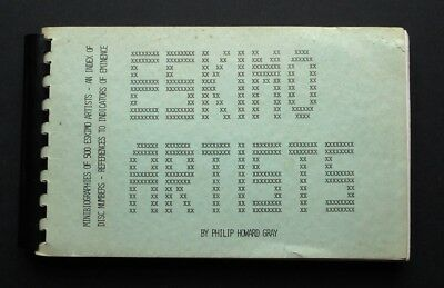 Directory Eskimo Artists in Sculpture Print 500 Artists Disc Numbers Inuit 1974