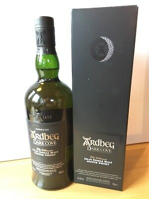 Ardbeg Dark Cove 0,7l alc. 46,5% Islay Single Malt Scotch Whisky Feis Ile 2016