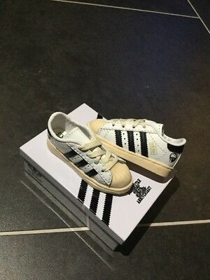 wholesale dealer a53c9 c57b7 Adidas Originals Superstar 35th Anniversary Mini Museum Collection Only One  eBay