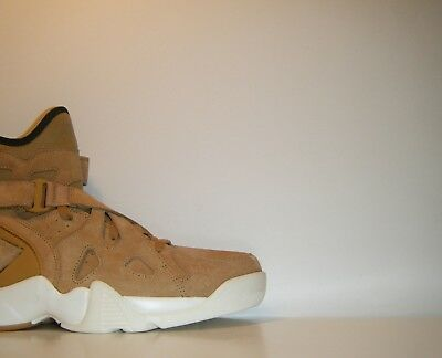 new style 61780 3bda2 Nike Air Unlimited OG Retro Flax Wheat Promo Sample 9 David Robinson  889013-200