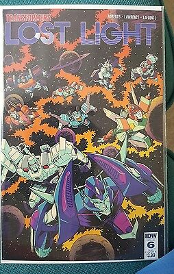 Transformers Lost Light 6 sub cover A