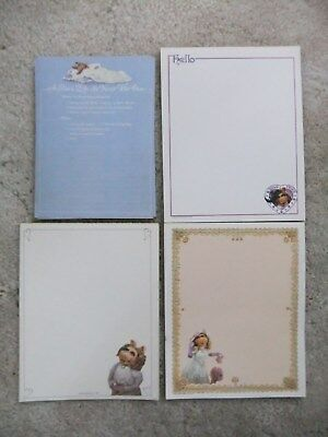Lot Of 140 Sheets Of Vintage Miss Piggy Stationery Pad Paper Muppets Henson