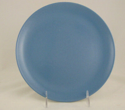 "Catalina Pottery Rancho Ware Dinner Plate in Catalina Blue, C-2, 9 1/4"" dia"