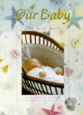 Our Baby: The First Year - A Keepsake Album (Keepsakes albums),Rebecca Winter,